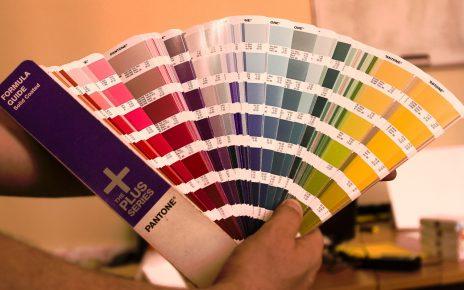 nuancier couleurs pour décoration de la maison