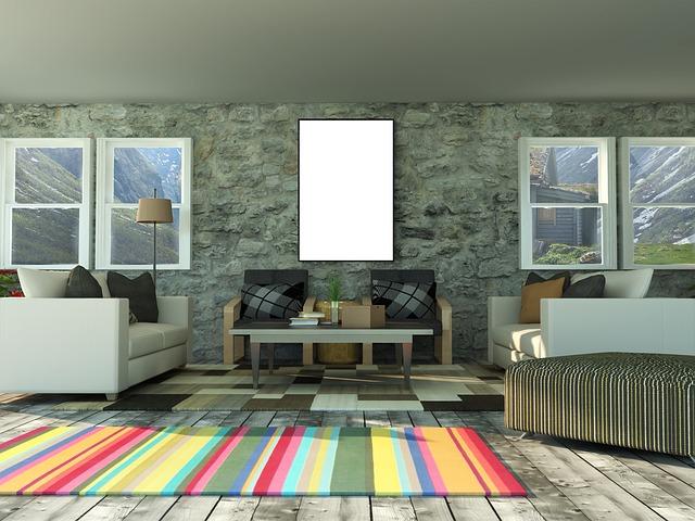 tapis sol maison