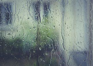 condensation sur vitre