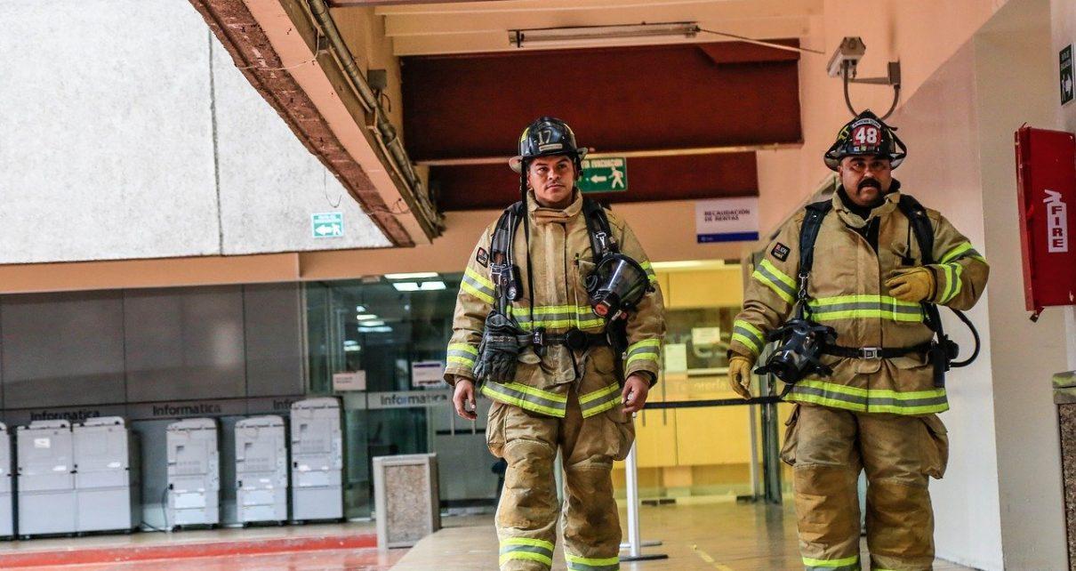 pompiers intervention incendie