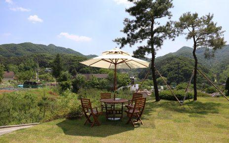 parasol pour jardin