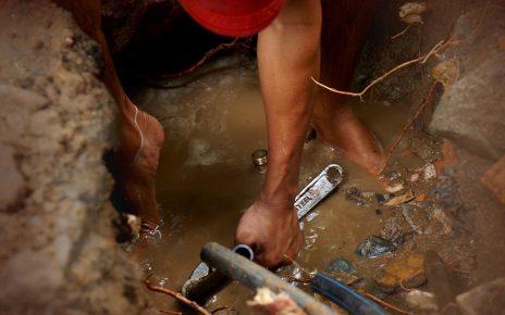 plombier canalisation bouchée